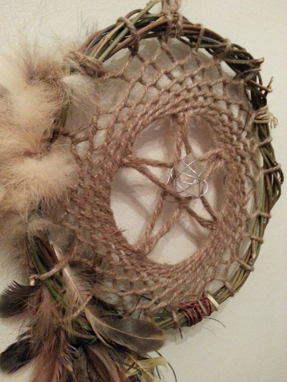 The+Dreamcatcher+of+the+Whispering+Wood+by+MonarchMirror+on+Etsy,+$55.00