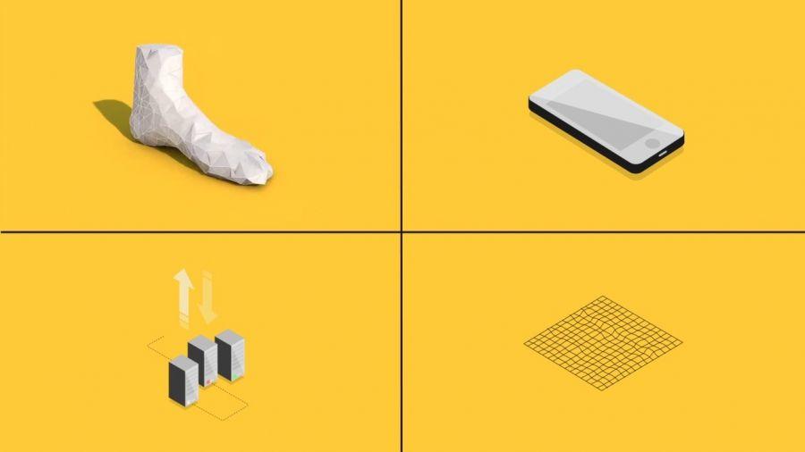 deel1 - DesignPolitie - tekeningen voor een 3D applicatie