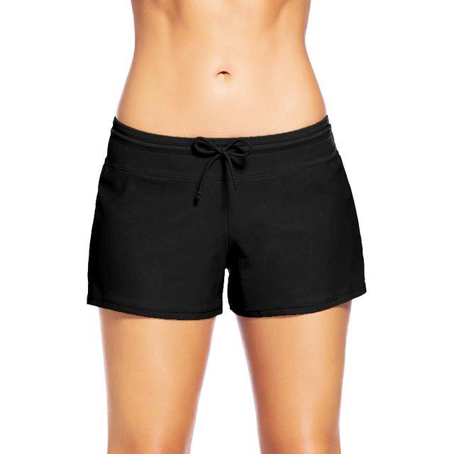 f709558a48 ADEWEL Summer Hot Bodycon Bandage Elastic Shorts Micro Mini Quick Drying  Sexy Women Shorts Pluz Size