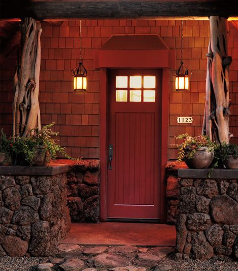 Rejuvenation.com   Old Fashioned Fixtures. Iu0027d Love To Have This Entrance