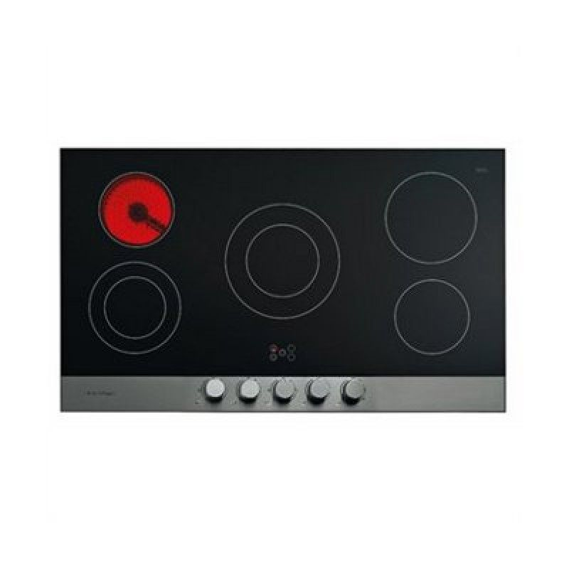 Fisher & Paykel CE365DBX1 36 Inch Smoothtop Electric