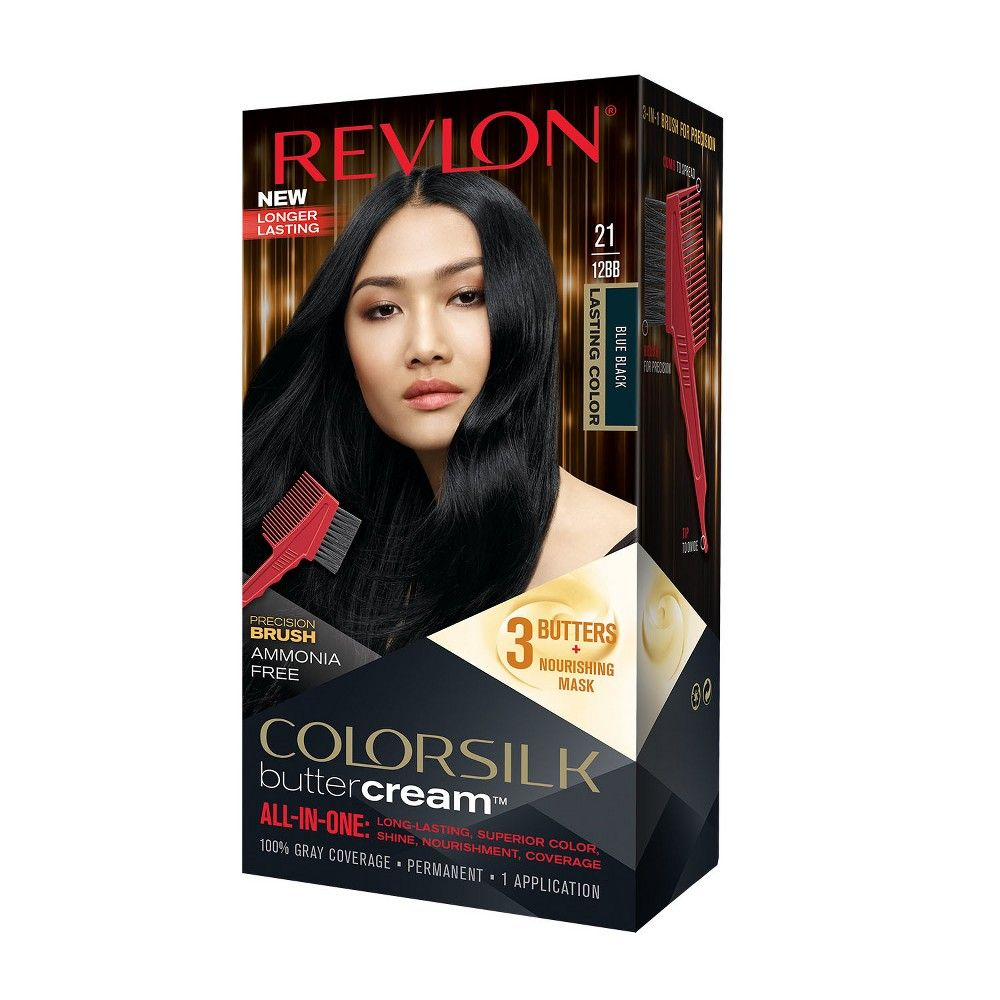 Revlon Colorsilk Buttercream Permanent Superior Hair Color 21