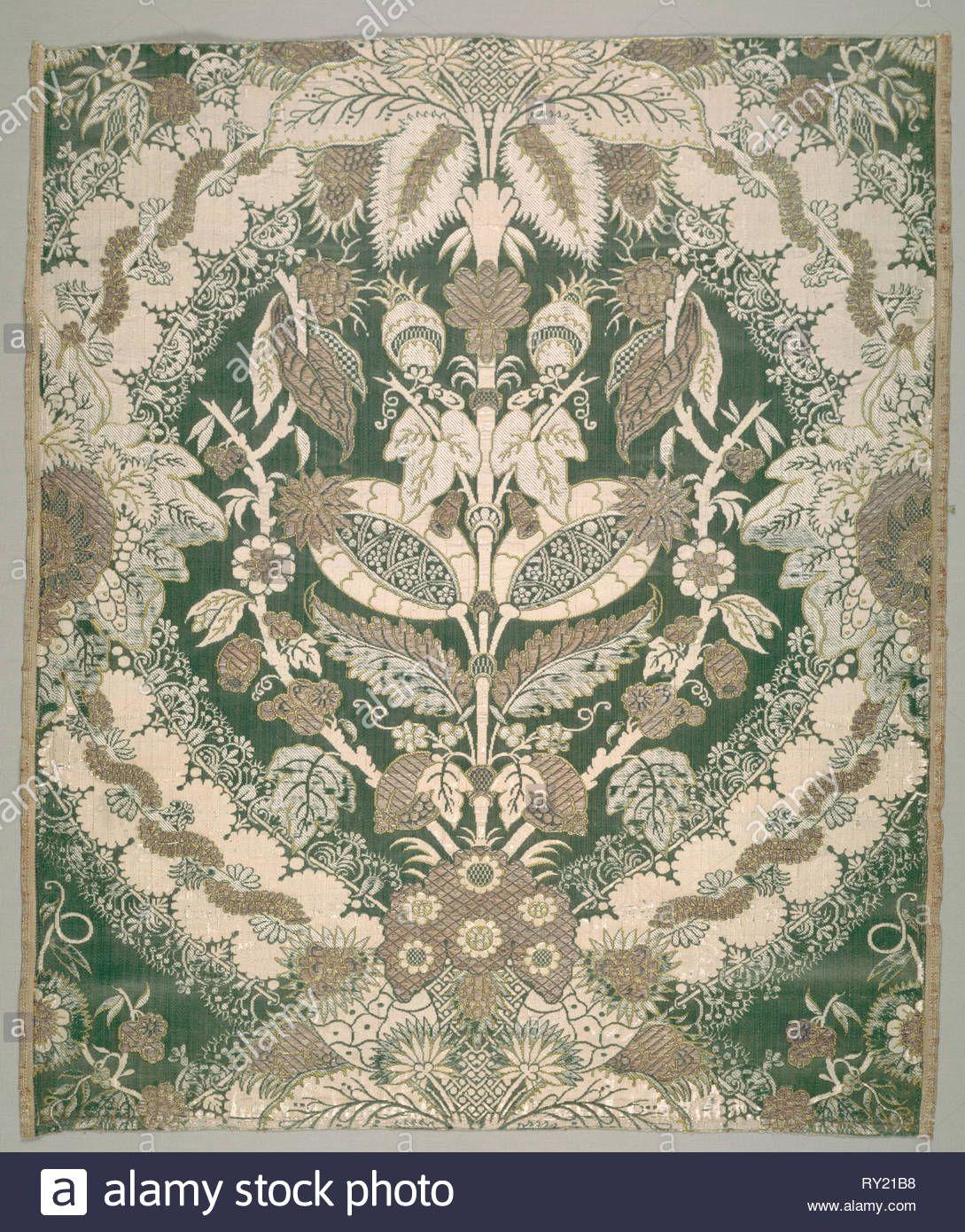 Textiles De Barroco Cleveland Museum Of Art Textiles Art