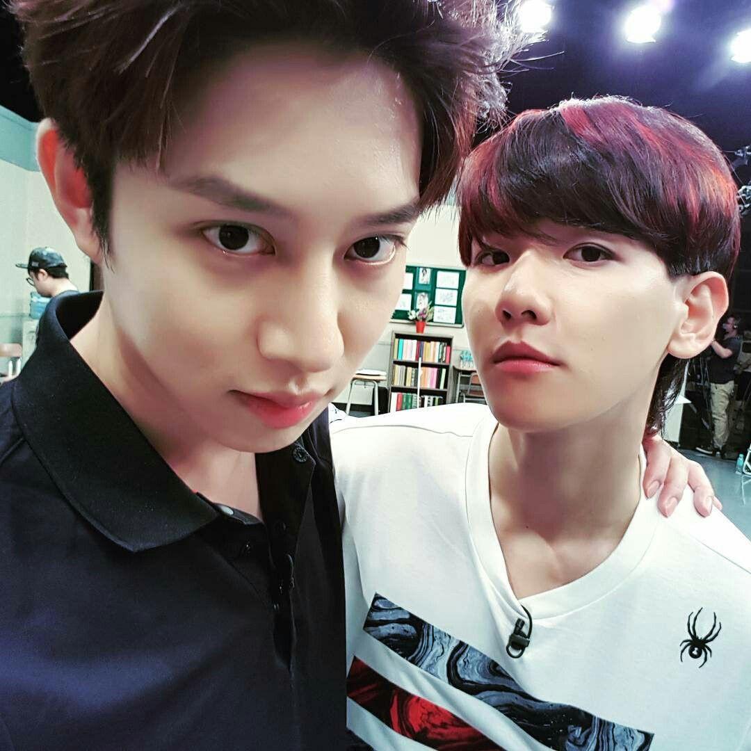 Knowing brother #heechul #baekhyun | Kpop - Cpop in 2019