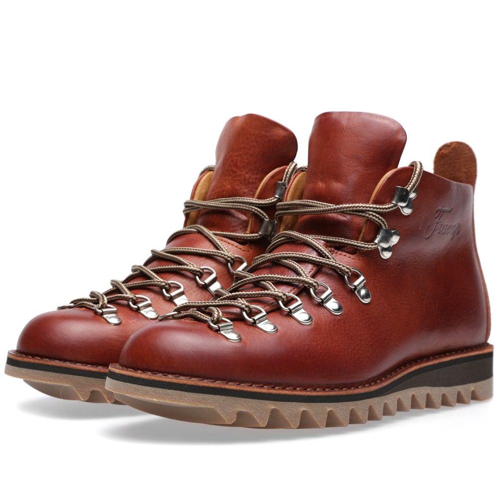 Fracap: M120 Ripple Vibram Sole Scarponcino Boot | Men