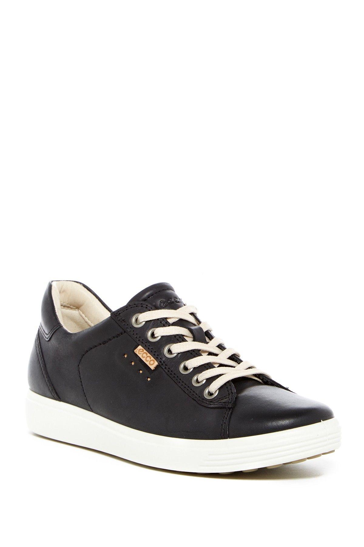 ECCO | Soft 7 Leather Sneaker