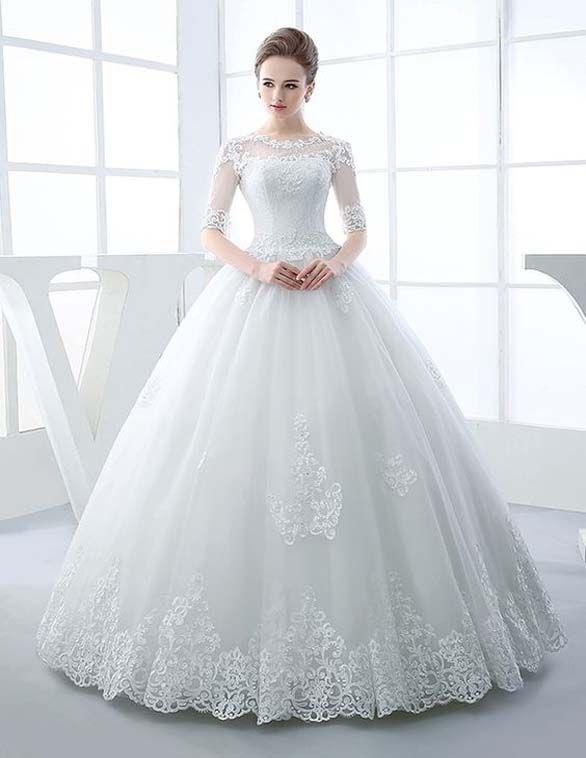 Princess Bride Dresses 2018