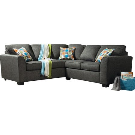 Erika 116  Sectional Sofa at Joss and Main  sc 1 st  Pinterest : joss and main sectional sofa - Sectionals, Sofas & Couches