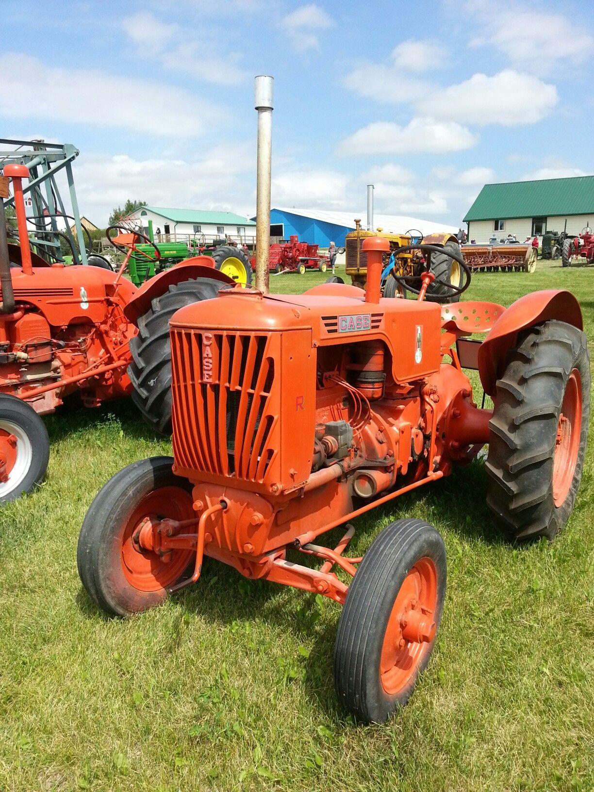 1939 Case Model R Tractors Agriculture Machine Antique Tractors