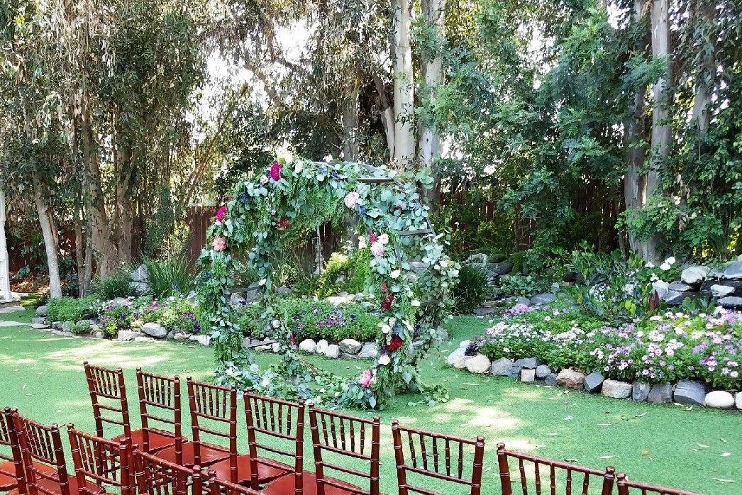 Circle arch 20 wedding arch outdoor wedding in 2020