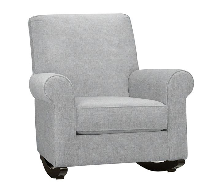 Charleston Convertible Rocking Chair Amp Ottoman Rocking