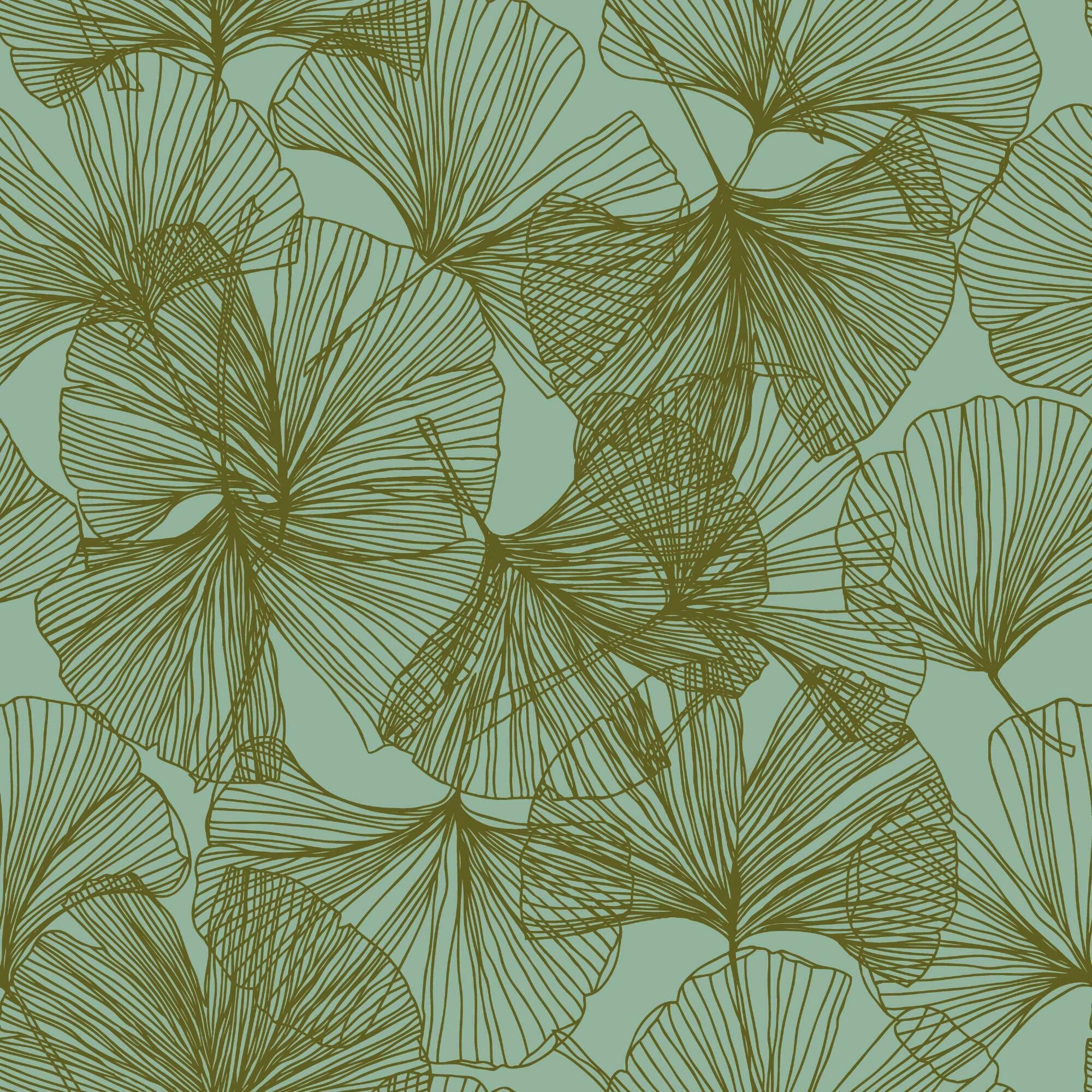 Gold Ginkgo Leaves Peel And Stick Wallpaper By World Market In 2021 Peel And Stick Wallpaper Wallpaper Unique Picture Frames