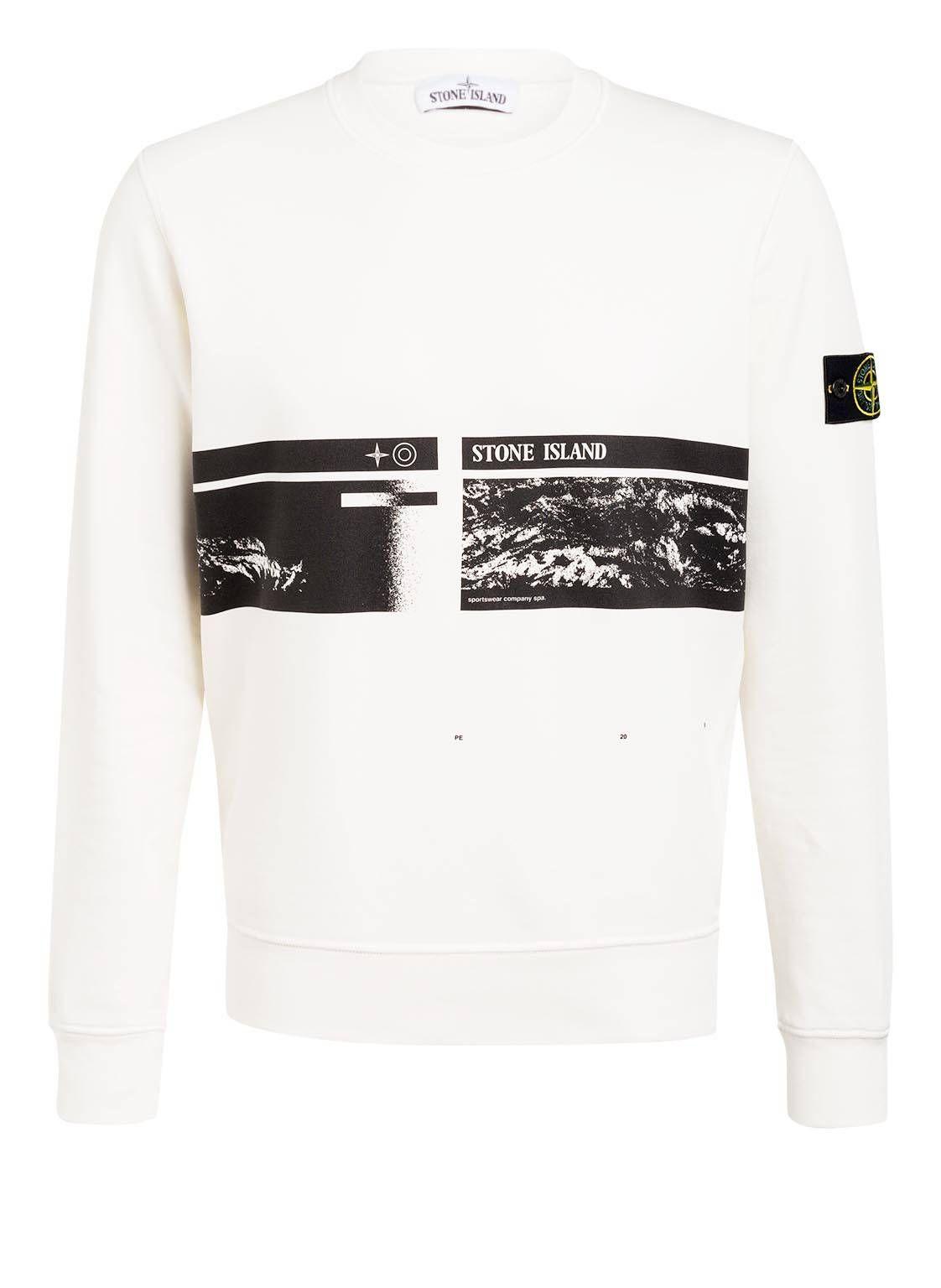 Stone Island Sweatshirtstone Island Sweatshirt In 2020 Steininsel Stone Island Sweatshirt Sweatshirt