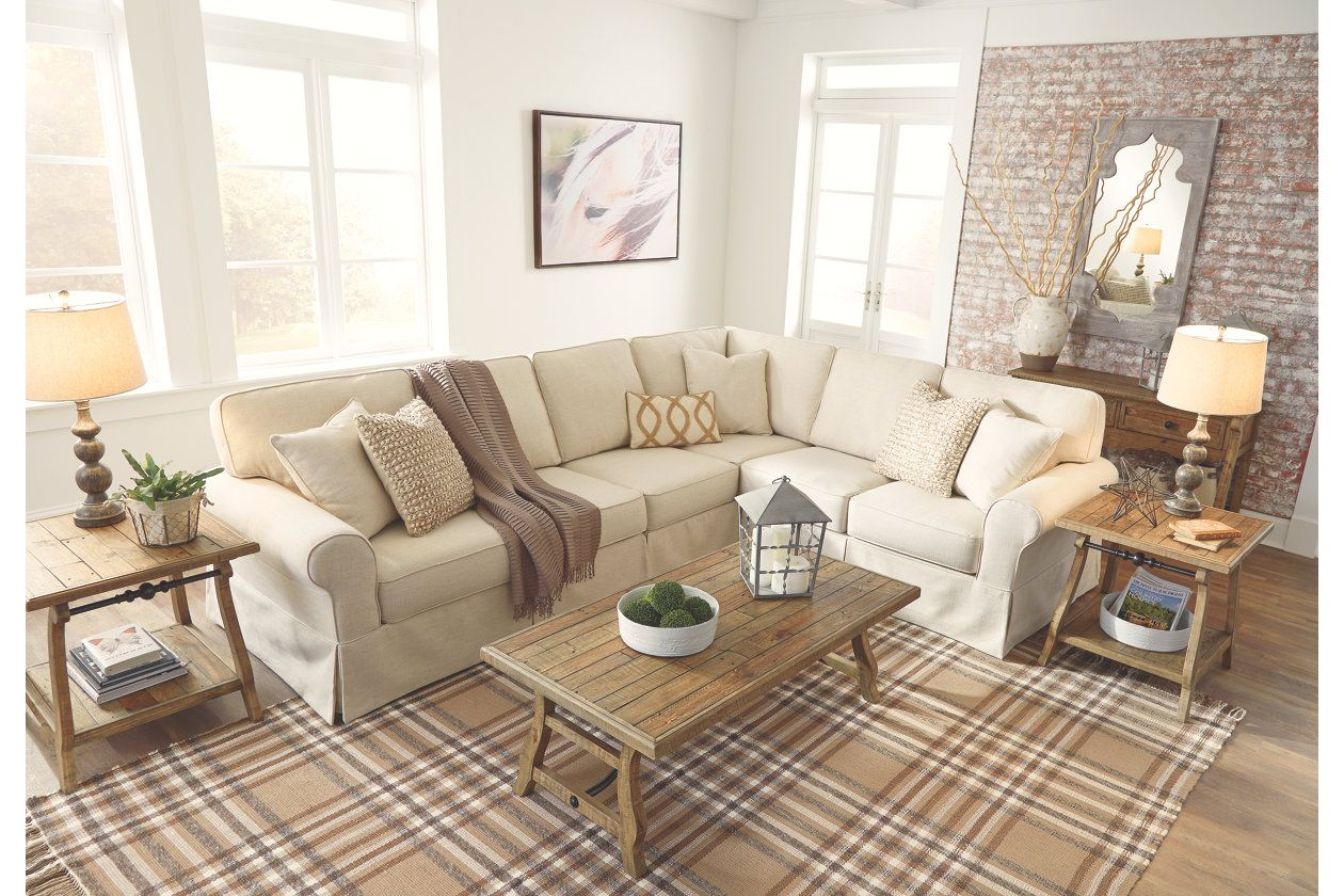 Shermyla 2 Piece Sectional Ashley Furniture Home