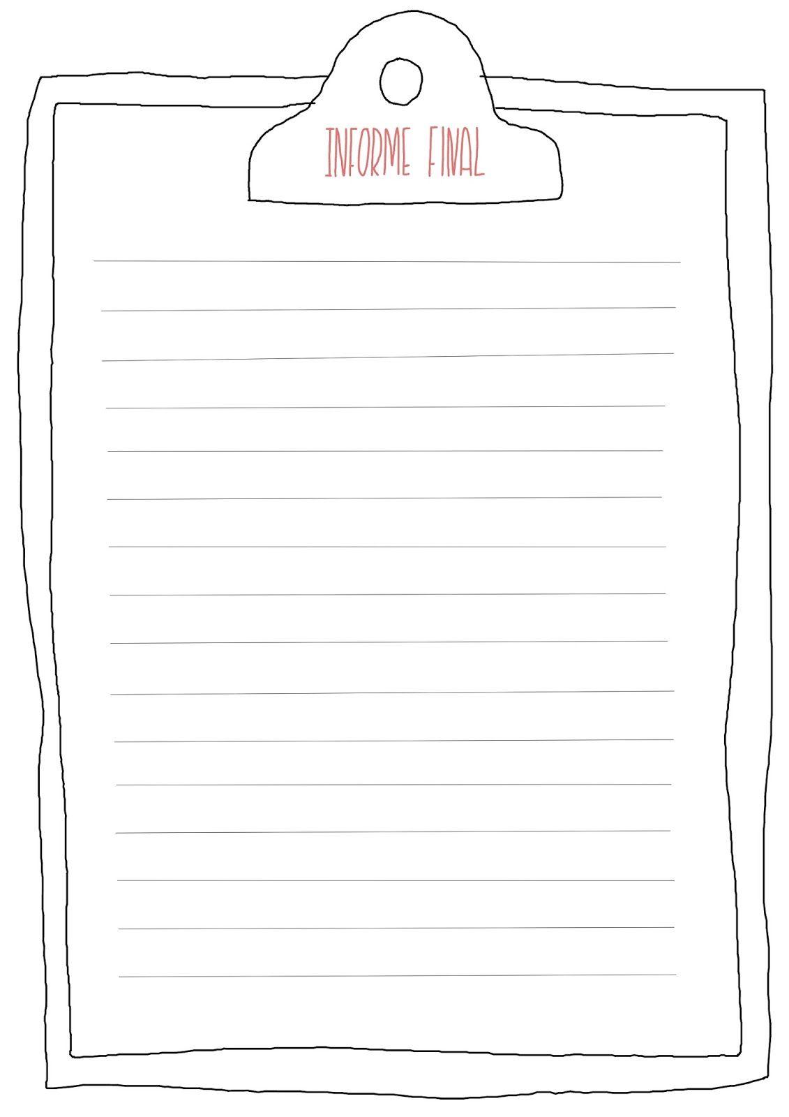 Diario personal para descargar gratis. Imprimibles gratis