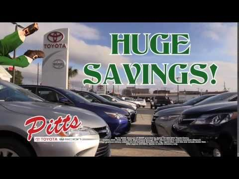 Amazing Pitts Toyota Scion Is Proud To Be A Part Of The 50th Annual Saint Patricku0027s  Festival In Dublin, Georgia! We Are Celebrating All Month Long With  Discounts ...