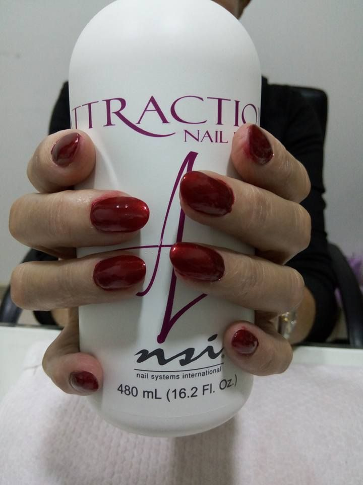 Create Beautiful Acrylic Nails With The Nsi Attraction System