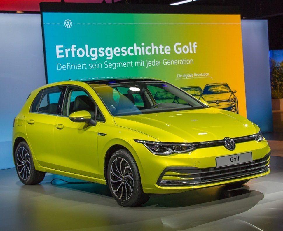 2020 Yeni Golf Mk8 Volkswagen Volkswagen Passat Toy Car