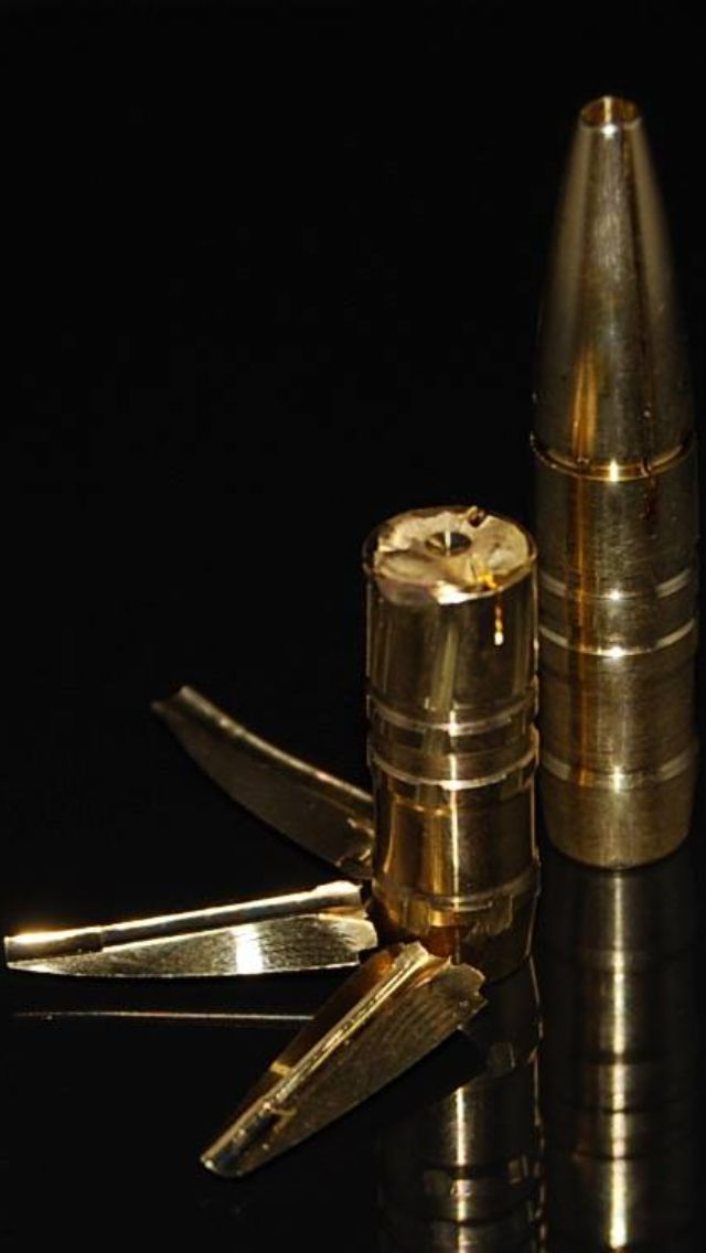 Lehigh defense ammo fragmenting