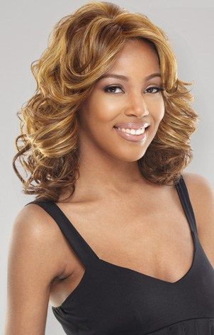 TANZIE - Shake-N-Go Fashion, Inc.   Lace front wigs, Wig