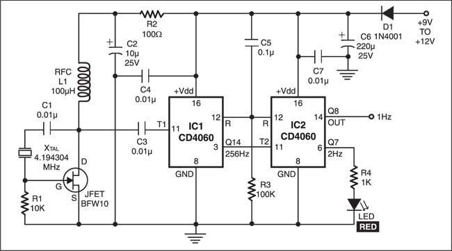 precision clock circuit
