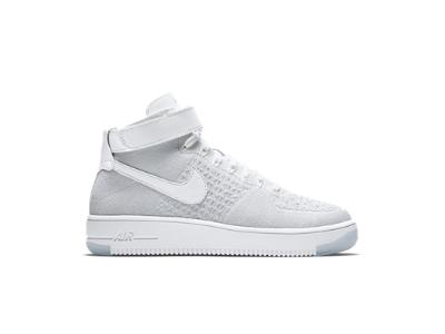 Nike Air Force 1 Ultra Flyknit Women S Shoe Walk In My Shoes Flyknit Women Nike