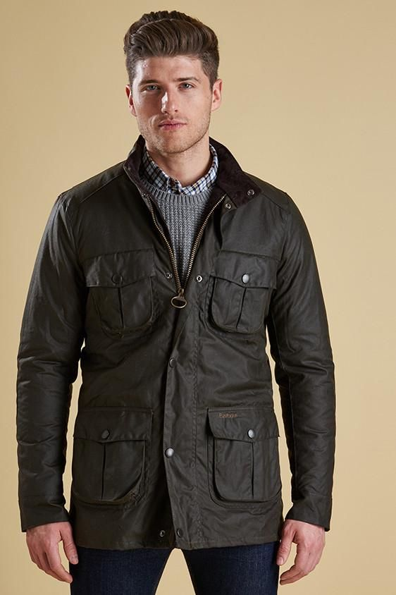 barbour corbridge jacket