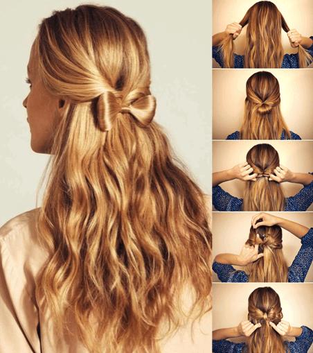 Como Hacer Peinados Paso A Paso Muchas Chicas Buscan Inspiracion De Peinados Y Es Peinados Con Cabello Suelto Peinados Paso A Paso Peinados Escolares Faciles