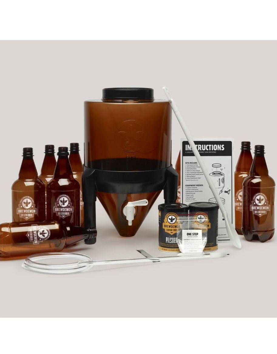 Home Brewing Beer Start Kit- 2 Gallon Signature Kit