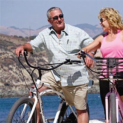 Pedego Bike Rental Family Fun Avila Beach