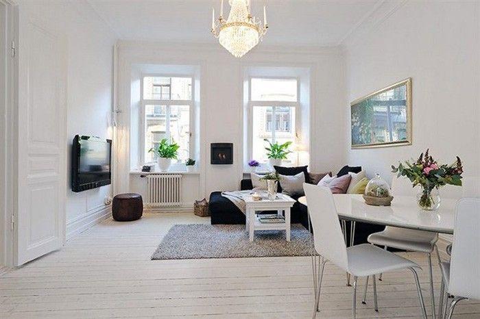 Witte Zweedse Woonkamer : Kleur in woonkamer google zoeken kleur in de kamer
