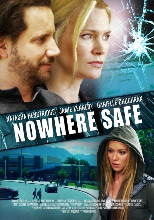 Nowhere Safe Christian Moviefilm On Dvd Uptv Cfdb