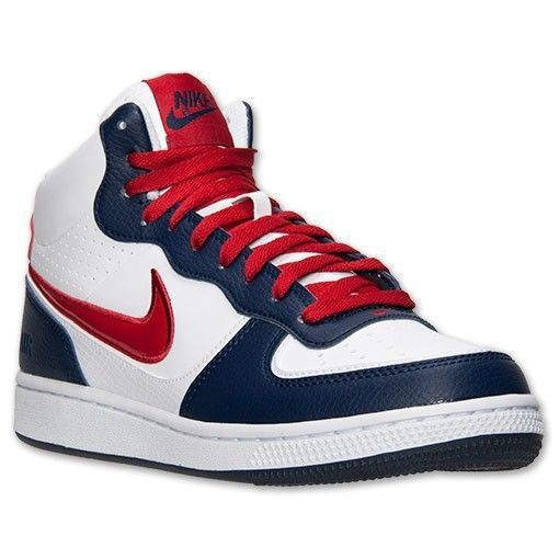 Nike Indee Mid Casual Shoes 345211 102 Nike Shoes Blue Pink