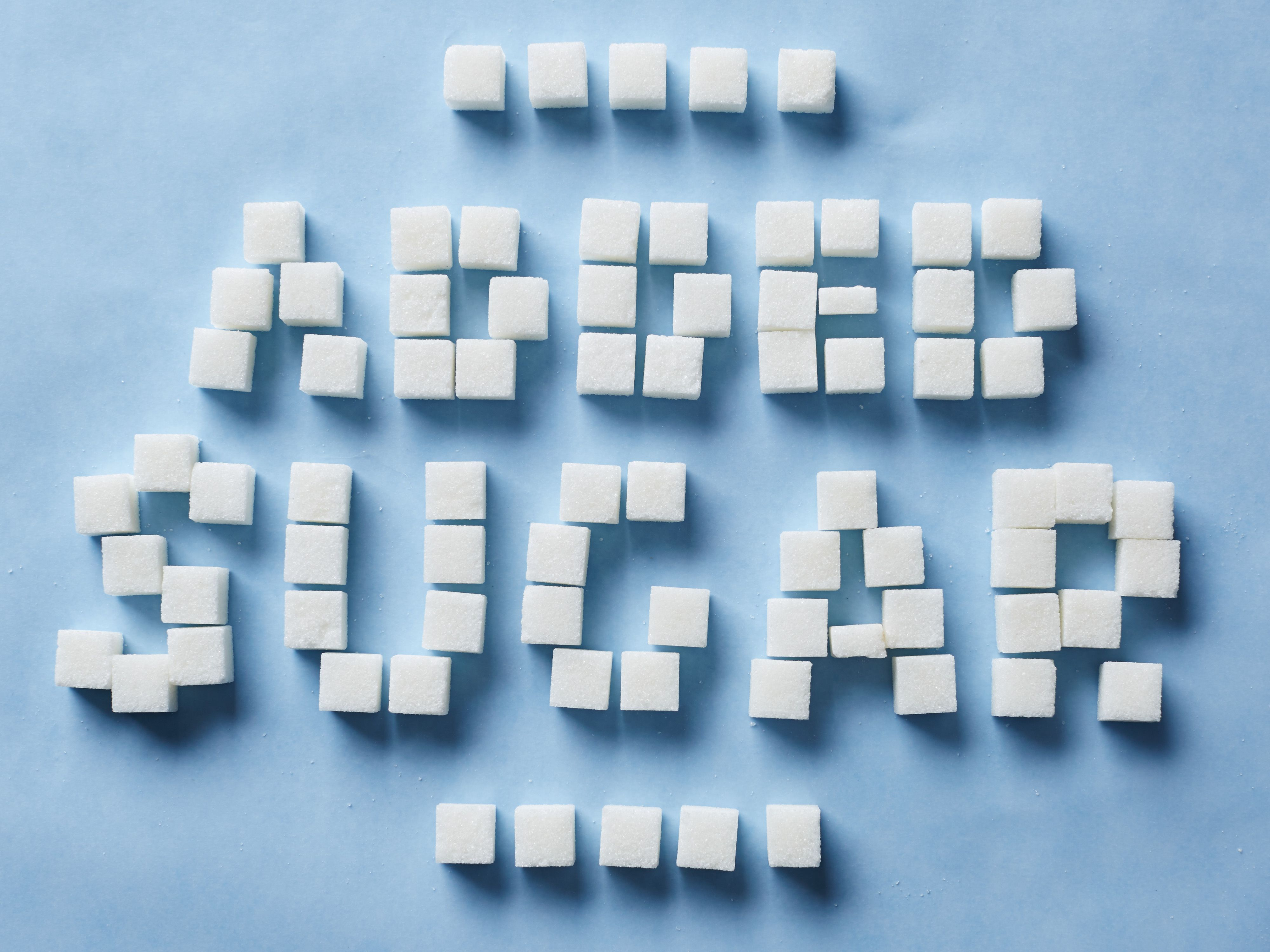 The Dangers of Added Sugar Added sugars are full of