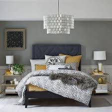 Image Result For Dark Grey Headboard Bedroom Ideas Grey Bedroom Design Home Decor Bedroom Grey Bedroom With Pop Of Color