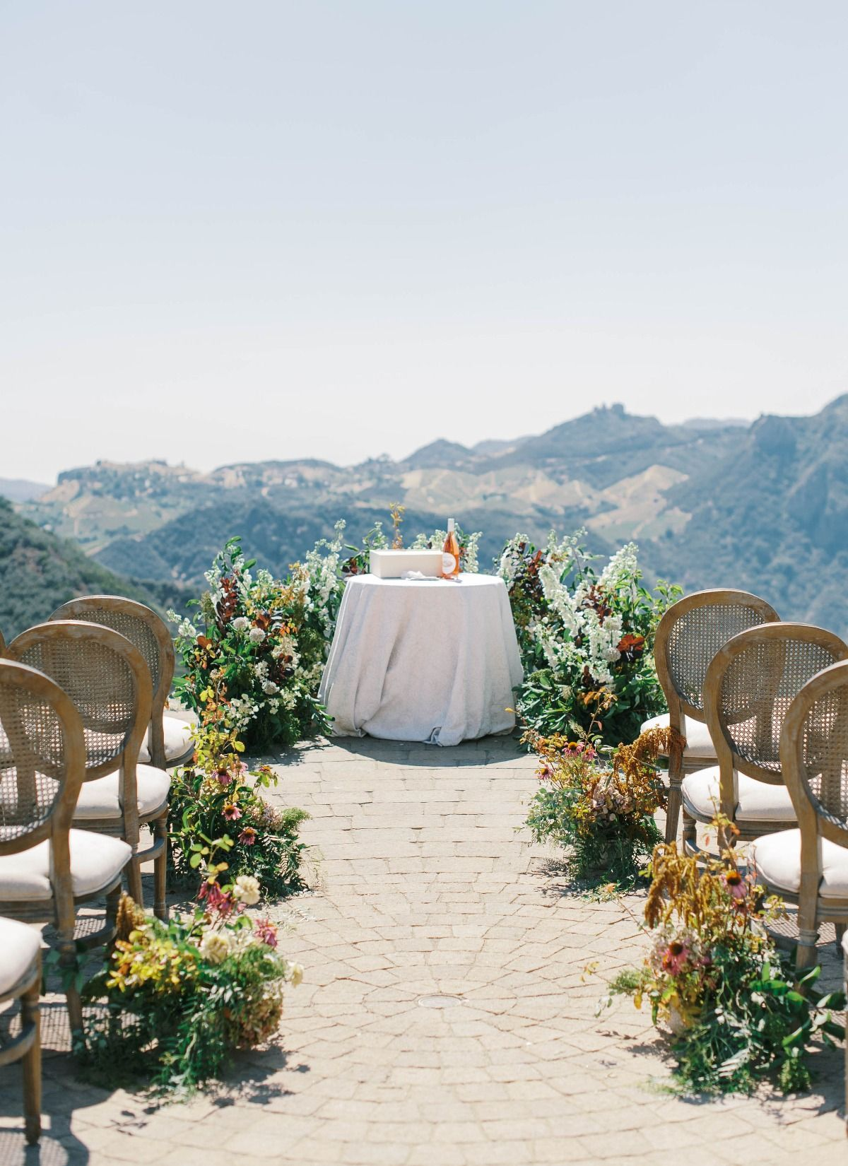 How To Say I Do On Top Of A Mountain Wedding Locations