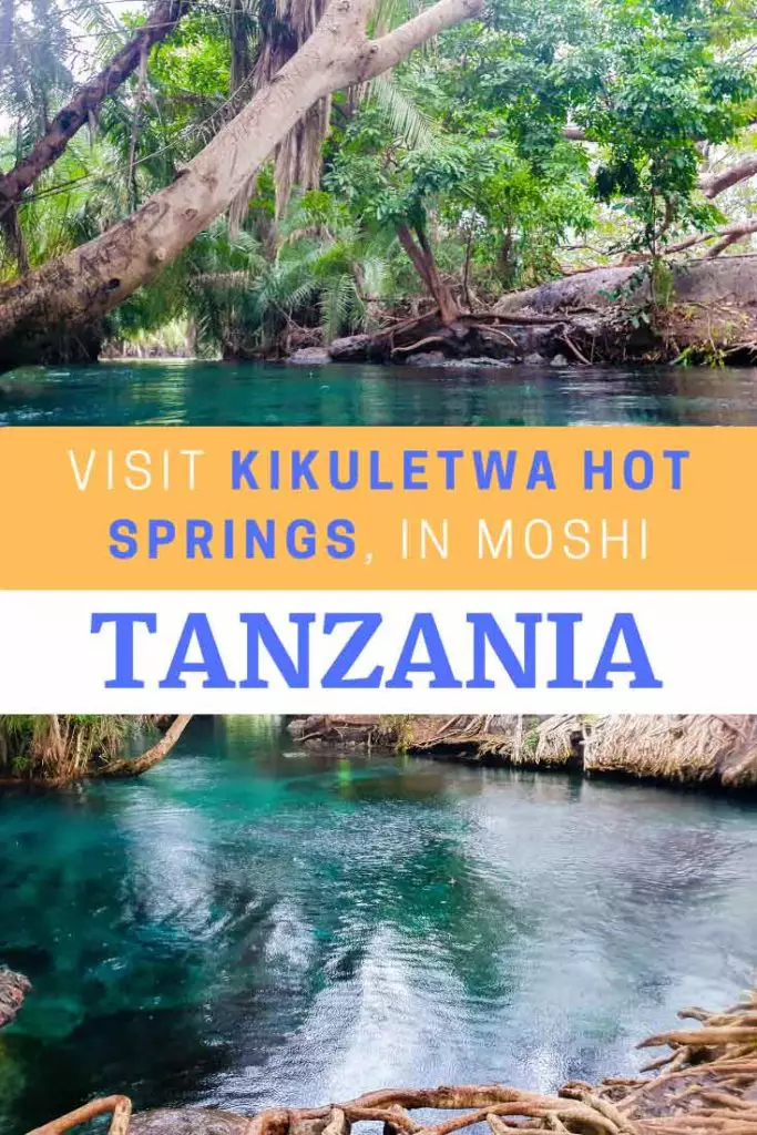 Everything You Need To Know About A Day Trip To Kikuletwa Hot
