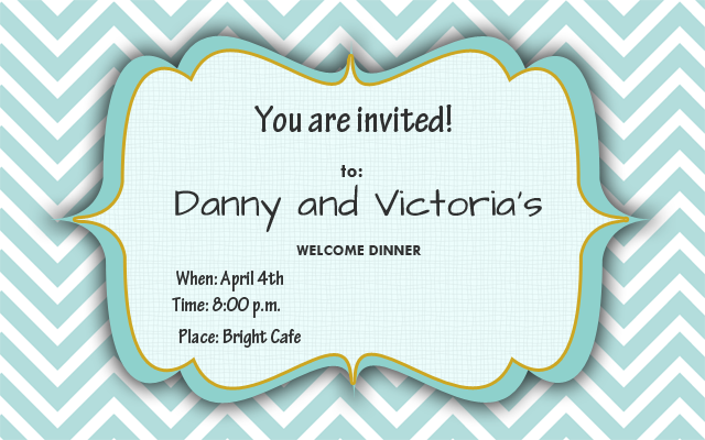 Free Party Invitation Premade Templates - Bloggy Moms