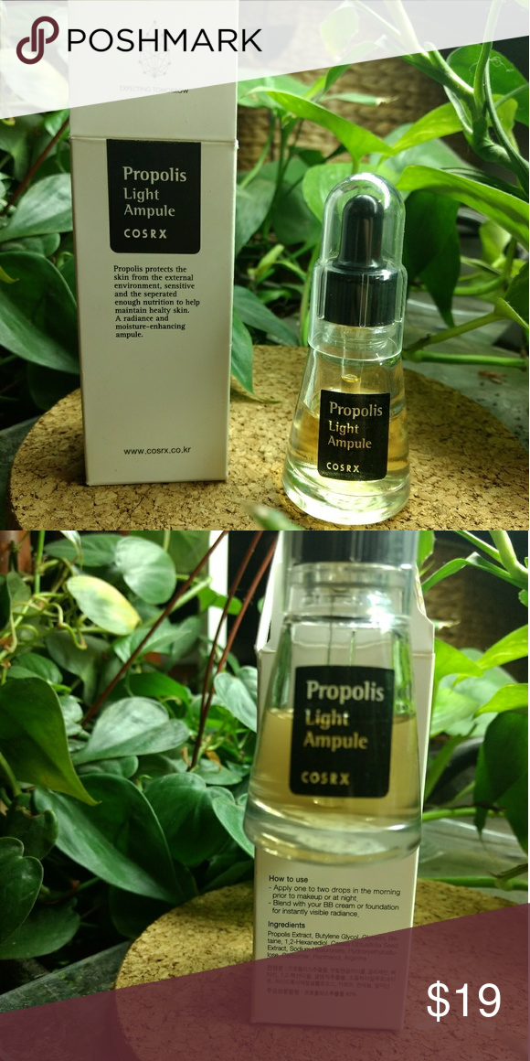 BNIB cosrx Propolis Light Ampoule This is the normal fill level for