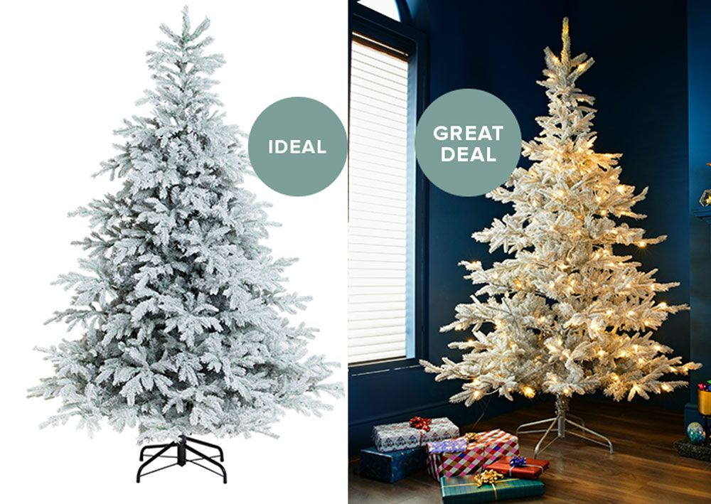 Shopping B&M Christmas decorations can save you 270