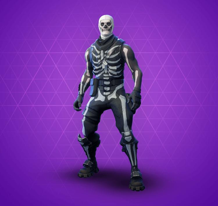 Fortnite Skull Trooper Outfits Fortnite Skins Fortnite Epic Cosplay Halloween Bodysuit