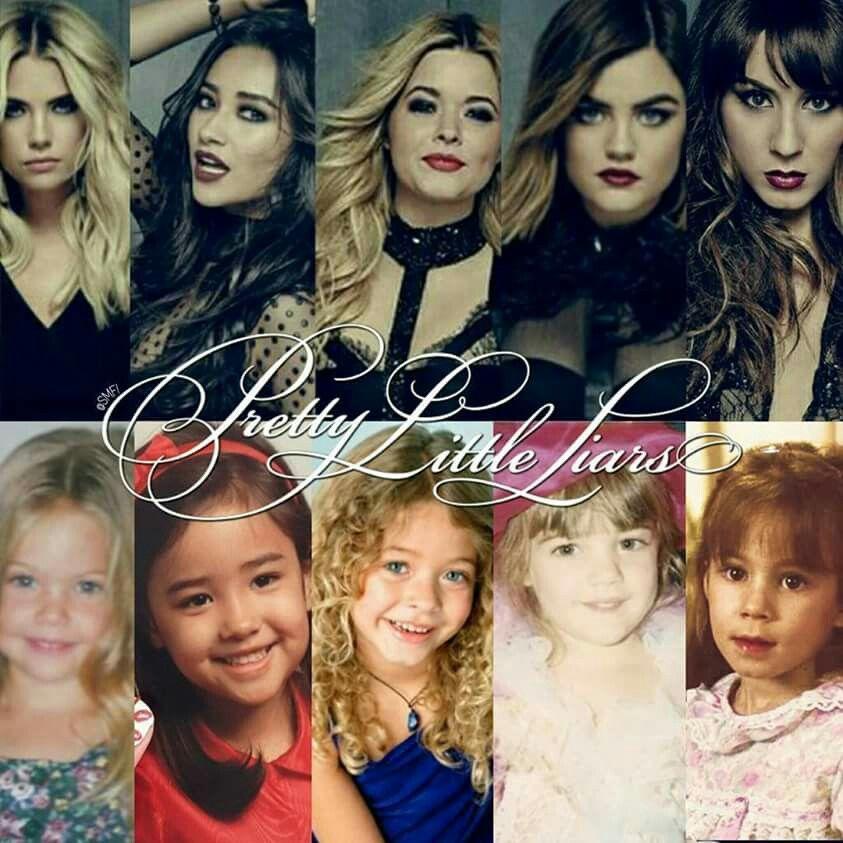 Pretty Little Liars cast babies Pretty little liars