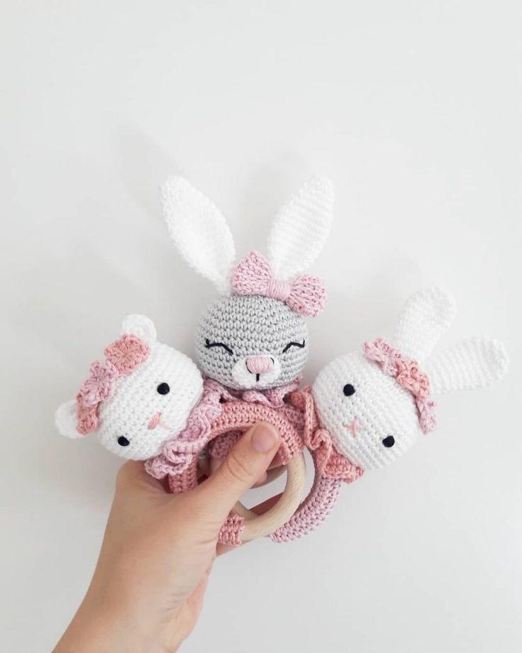 Monkey baby rattle crochet pattern | Crochet monkey, Crochet ... | 920x736