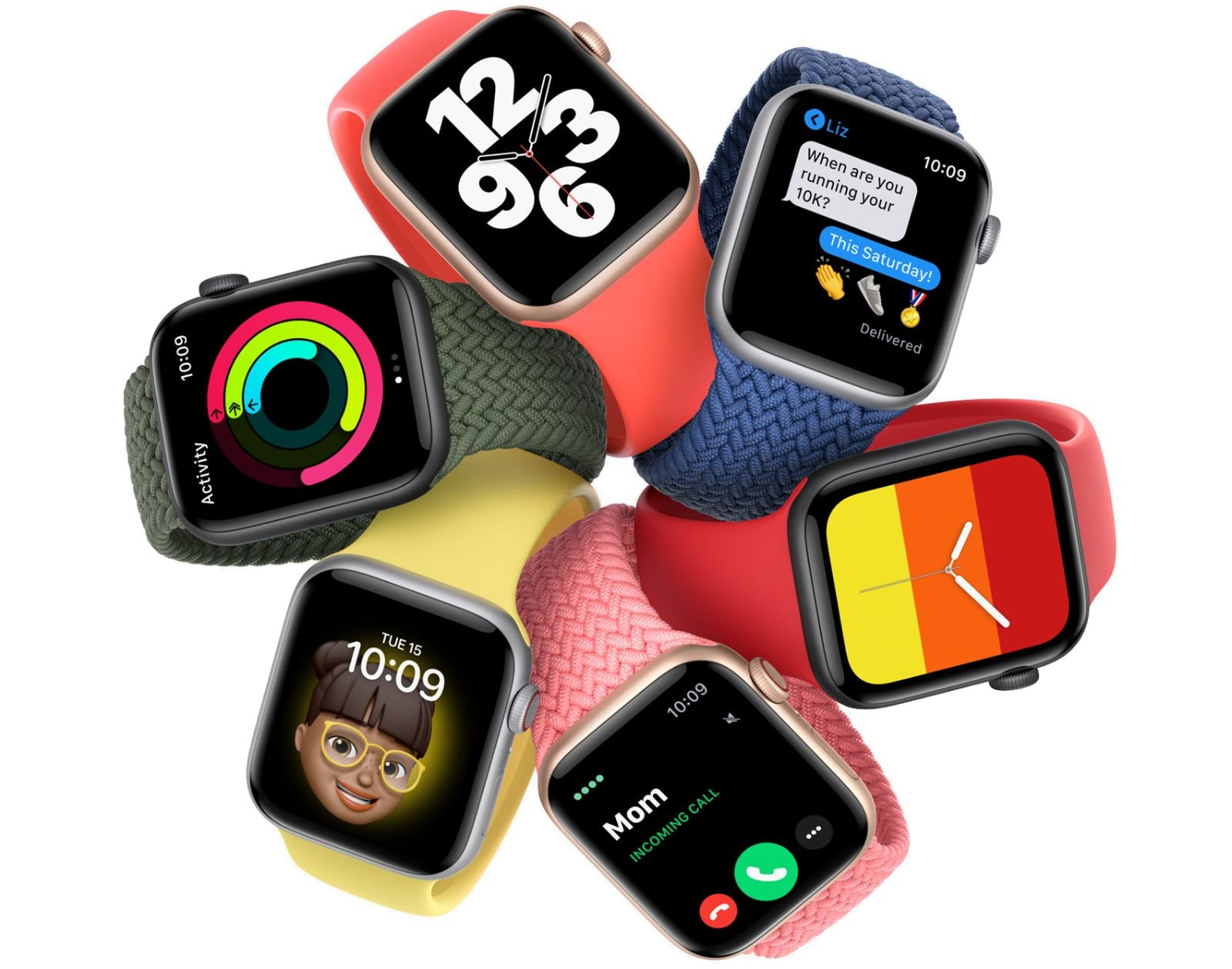 News Accessories Apple Apple S Wearables Home And Accessories Category Sets All Time Revenue Record Of 7 In 2020 Buy Apple Watch Best Apple Watch New Apple Watch