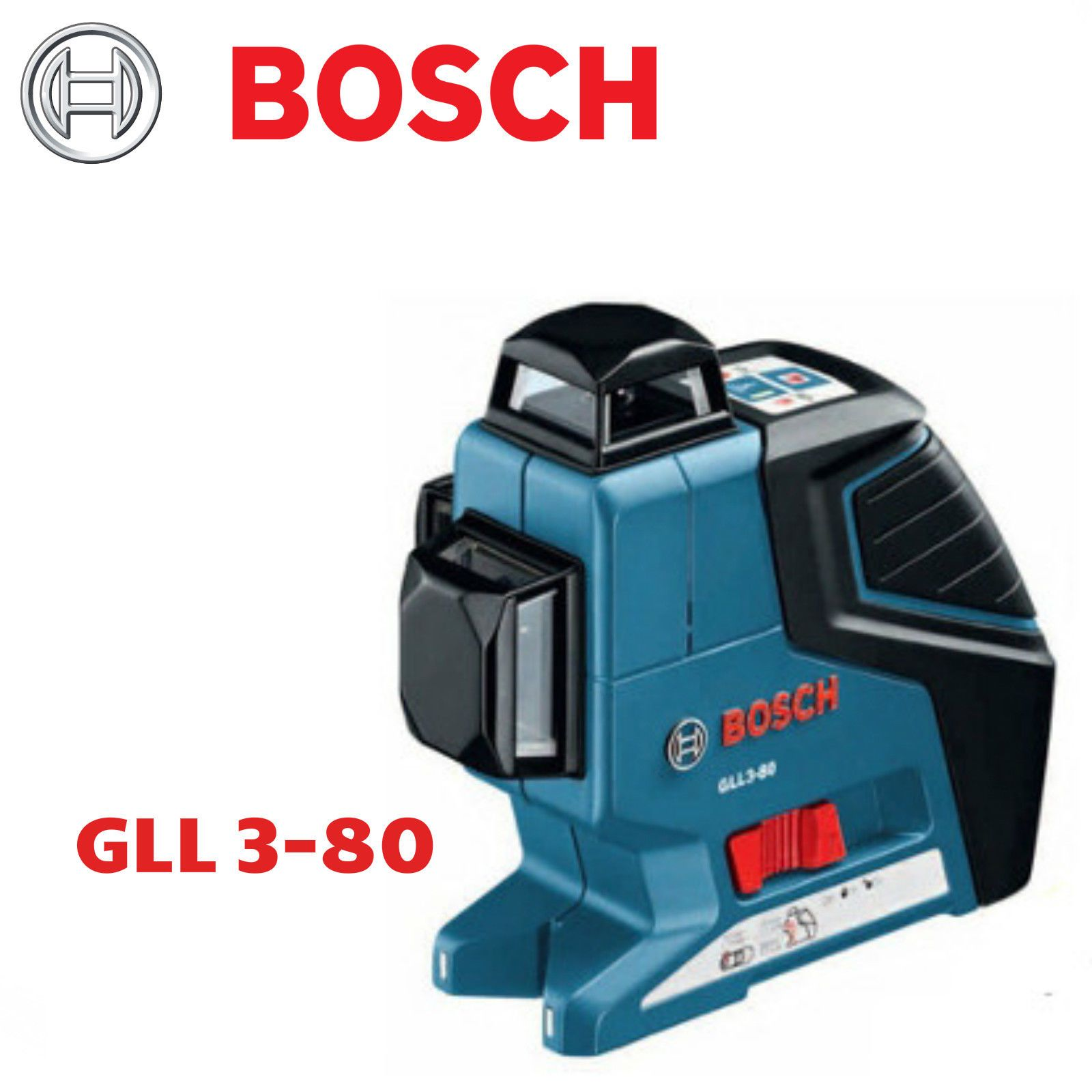 Bosch GLL380 360Â ThreePlane Leveling and AlignmentLine