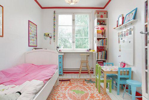 decoracion habitaciones pequeñas para niños (fotos) — idealista.com ...