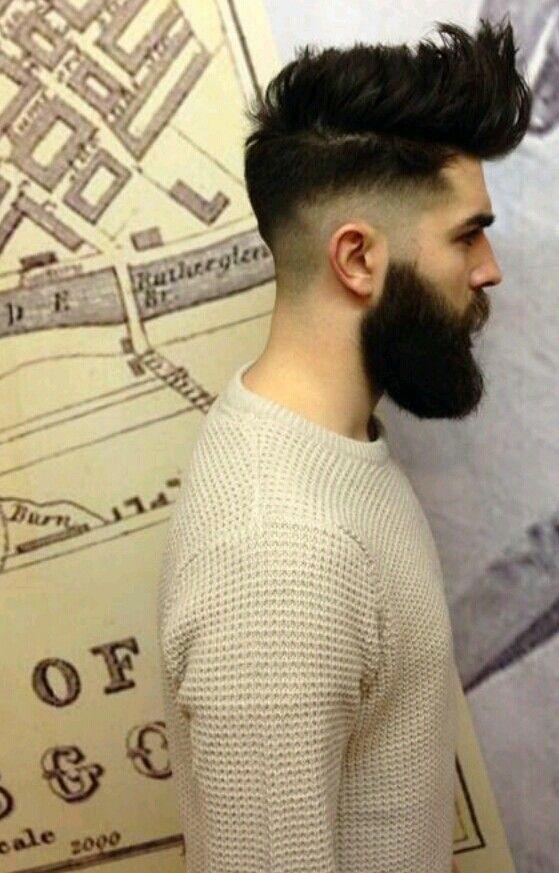 Love the new hair on Chris Millington @Chris Millington #beard