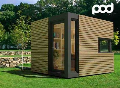 Shedworking: Compact micropod launched by pod space