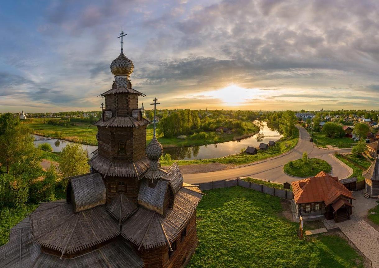 Суздаль | Россия, Музей и Туризм