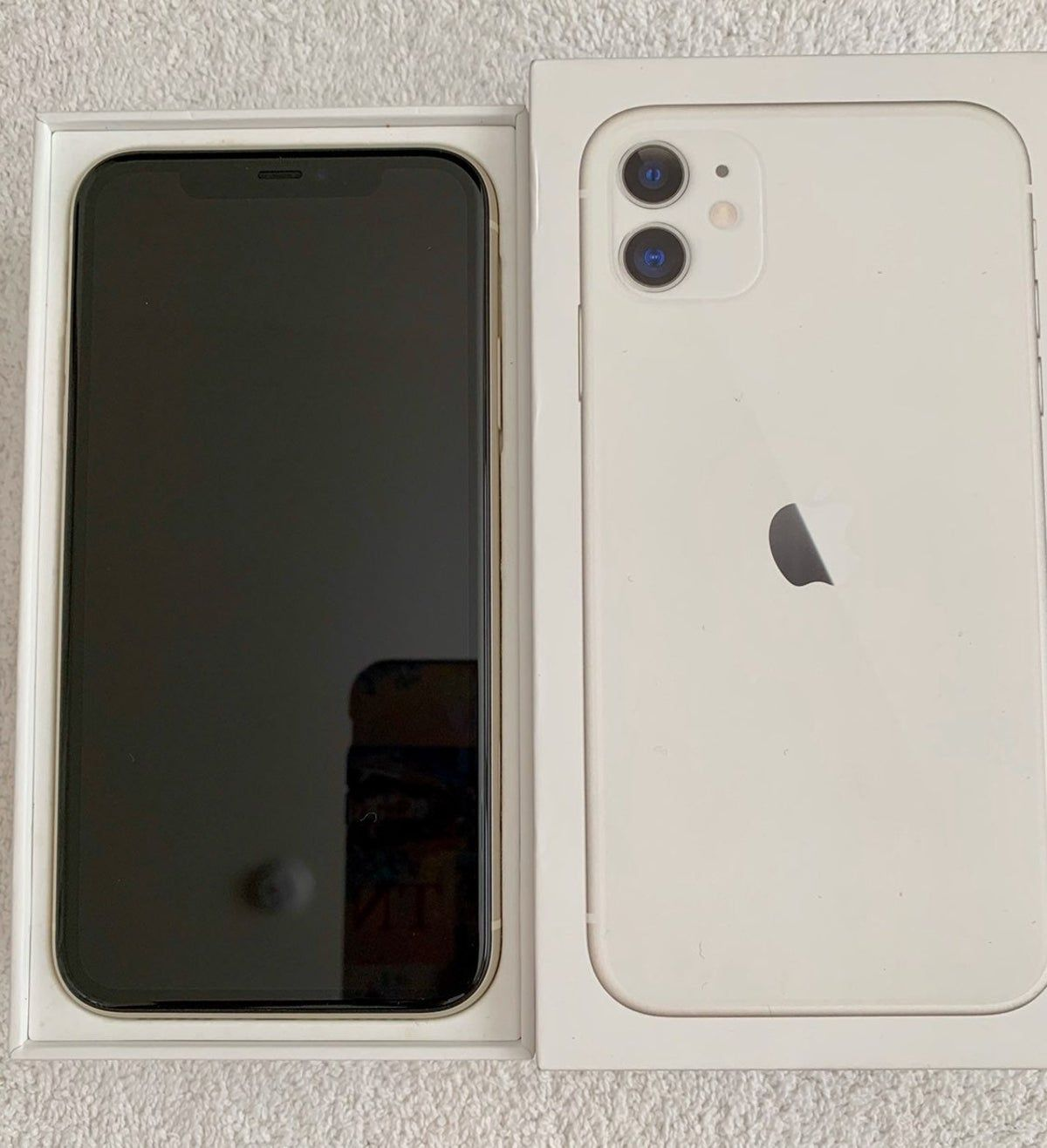 Iphone 11 White 128 Gb Iphone Phone Cases Apple Phone Case